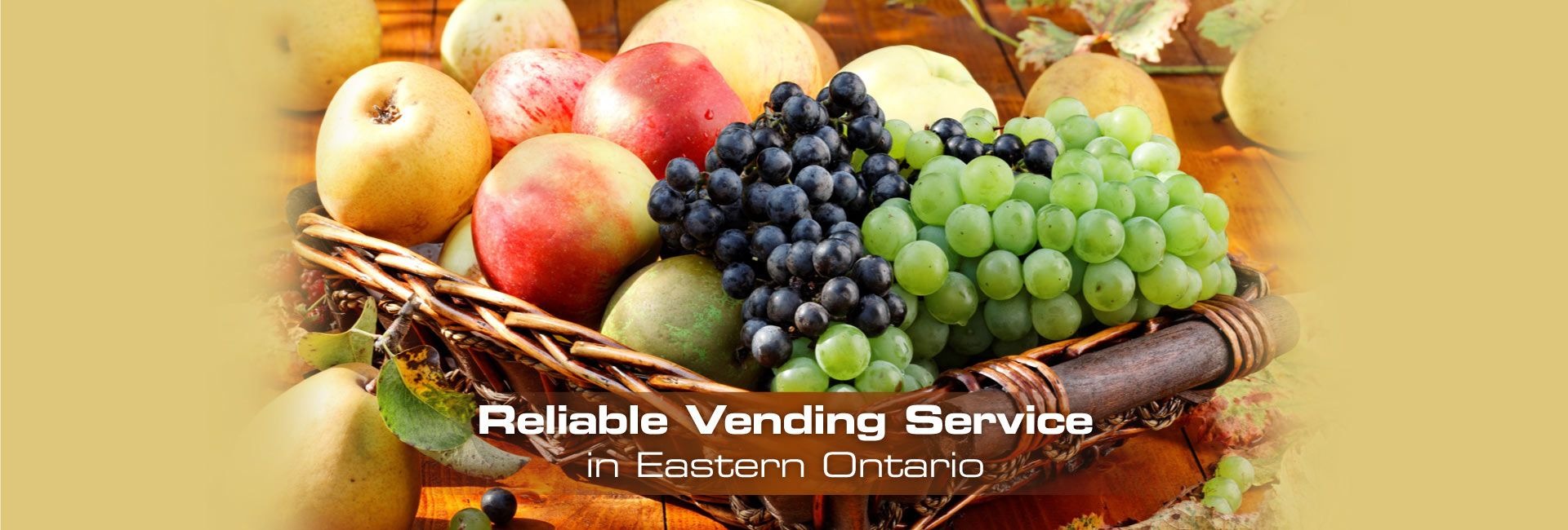 Reliable Vending Service in Eastern Ontario | Close-up of soda cans